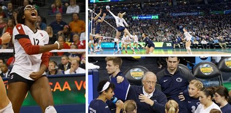 volleyball magazine ncaa womens  americans
