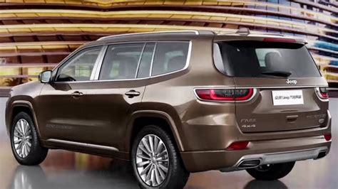 2019 Jeep Grand Wagoneer by Future 2019 Jeep Grand Wagoneer In Boulder Colorado