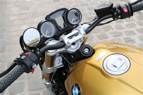 Modification Bmw R Nine T G S by Bmw R Nine T Gold Par Modification Motorcycles Atelier De