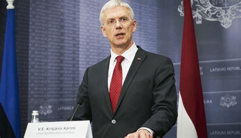 Kariņš: Latvijai ir jāatgūst vēsturiski raksturīgais ...