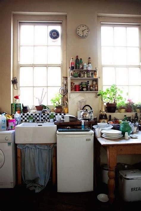 41 Colorful Boho Chic Kitchen Design Ideas