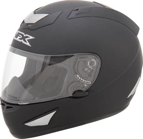 flat black motocross helmet afx fx 95 full face motorcycle helmet flat black