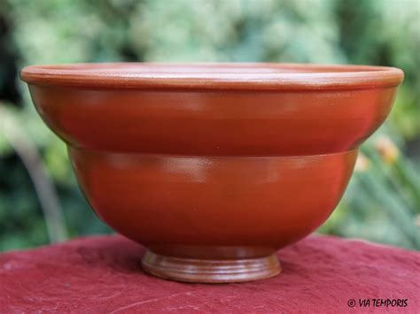 panier pour 騅ier cuisine ceramique gallo romaine bol sigillee du sud de la gaule drag 27 mod petit via