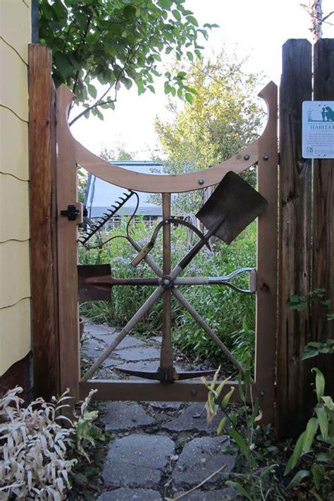 Backyard Gate Ideas by 17 Best Ideas About Garden Gates On Garden
