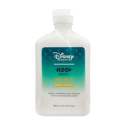 shea butter lotion your wdw store disney h2o lotion spa sea salt