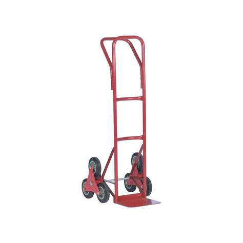 diable 3 roues pour escalier 150kg dos droit
