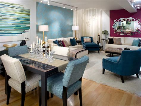 Decorate With Bold Color Hgtv