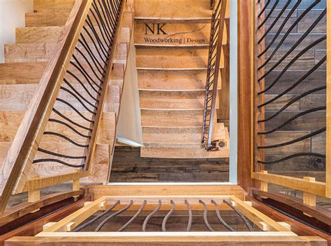 custom staircases stair design curved stairs  nk