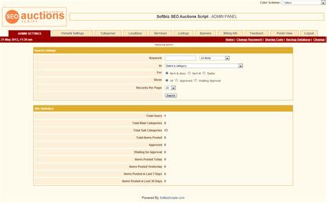 Seo Auction Script  Website Builder Software For Mac & Pc