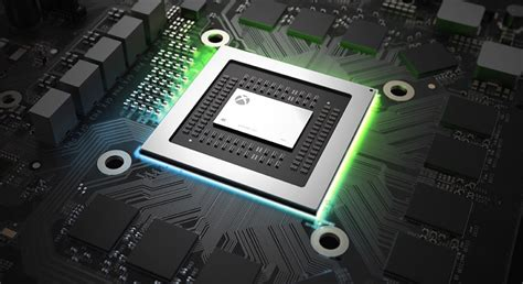 xbox 1 scorpio microsoft reveals xbox one x scorpio soc features at chips 2017 news