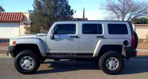 Find Used 2008 Hummer H3 Adventure Package Lifted !! Great