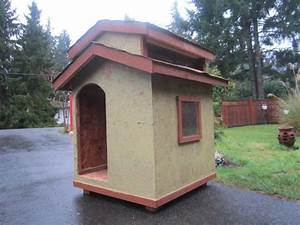 custom build dog house or play house cedar nanaimo With custom built dog houses