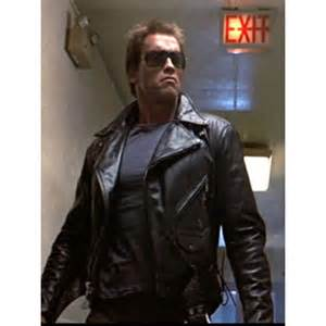 Terminator 3 Leather Jacket