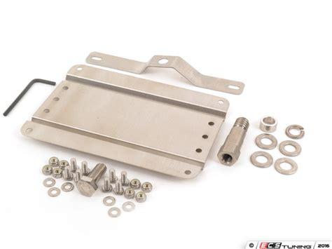 gmg motorsports g bmw45 no holes license plate bracket