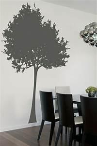 Baum Für Wohnzimmer : wandtattoo als baum die sch nsten besispiele ~ Markanthonyermac.com Haus und Dekorationen