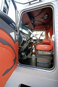 Custom Peterbilt Interior Kits