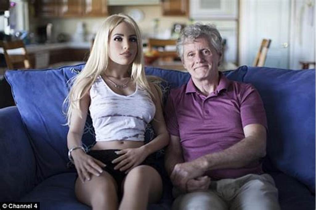 #The #Sex #Robots #Are #Coming #Shows #Married #Man'S #Sex #Robot