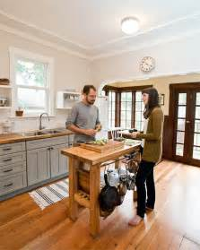 kitchen block island beginner beans kitchen island inspiration for small spaces