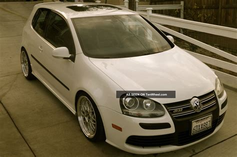 slammed volkswagen golf 2008 vw golf r32 slammed modified stanced hellaflush