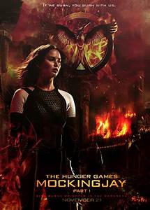The Hunger Games: Mockingjay Part1 - POSTER by Insolatte ...