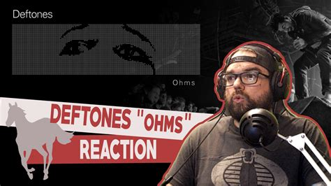 Reaction to NEW Deftones music! - @WhotheF**isJC