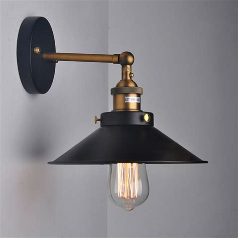 vintage style adjustable wall l swing arm wall sconce