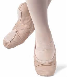 What Do Look Like Ballet Shoes
