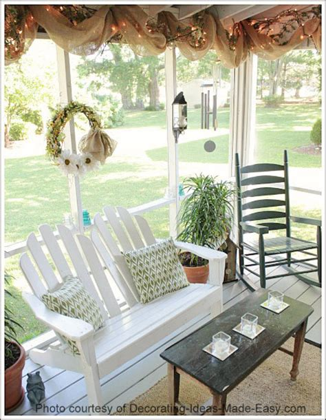 screened in front porch decorating ideas podcast 7 autumn porch decorating tips