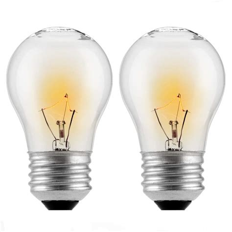 pack appliance oven light bulbhightemperature  degree resistant incandescent bulbs