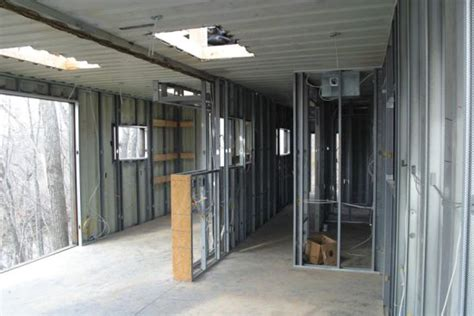 container home interiors building structures with shipping containers on