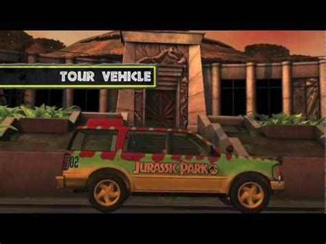 jurassic park tour car jurassic park the game tour car by chicagocubsfan24 on