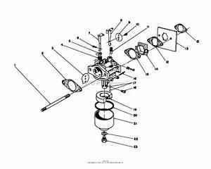 Toro 59257  Replacement Engine  2