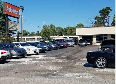 auto world chester va information  car dealers