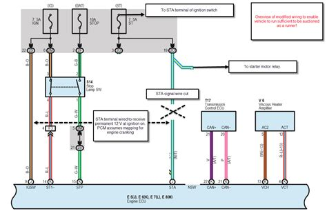 sterling touch immobiliser wiring diagram 41 wiring