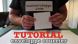 Comment Fabriquer Une Enveloppe : comment faire une enveloppe en papier courrier simple ~ Melissatoandfro.com Idées de Décoration