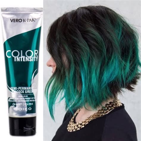 St Patricks Day Green Get Gorgeous Green Hair With Joico