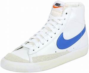 Nike Blazer Mid 77 PRM VNTG shoes white blue
