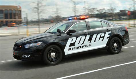 Ford Police Interceptor Sedan Sales Numbers Figures Results
