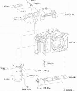 Parts Catalog - Canon Eos 10d Repair