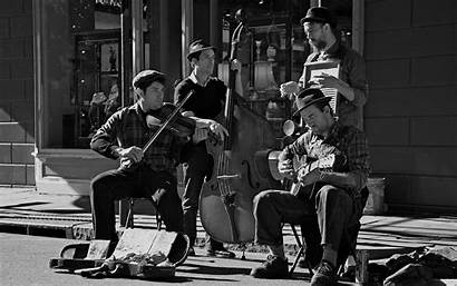 Musicians Street Bourbon Uuuu Mary Know Benton