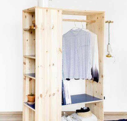 diy ideen wie man garderobe aus paletten selber bauen kann