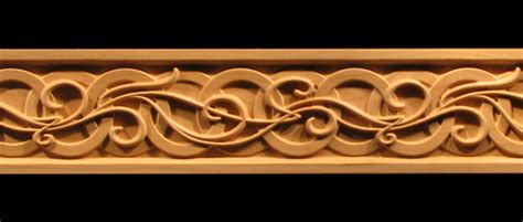 kitchen designs with islands and bars frieze celtic nouveau decorative carved wood molding