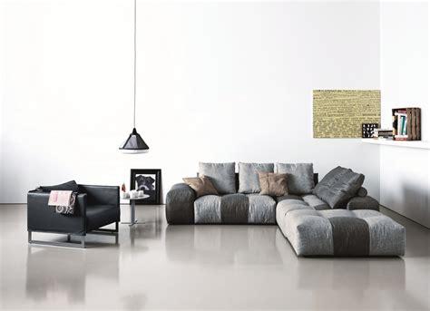 canape gris  designs en nuances grises pour votre salon