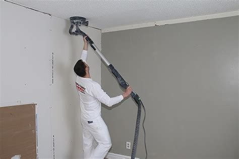 popcorn ceiling removal  ottawa certapro painters
