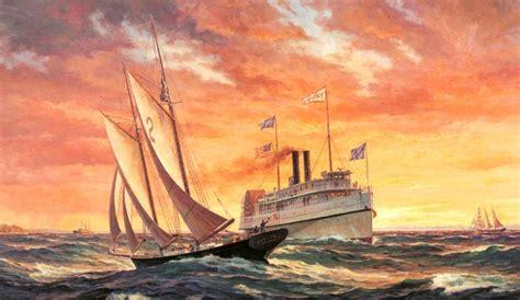 maritimequest  art  ss portland