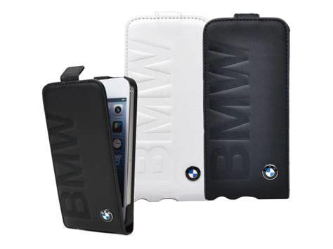 Bmw Lederen Flipcase  Hoesje Voor Iphone 5c