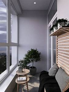 47, Small, Balcony, Designs, For, Your, Apartment