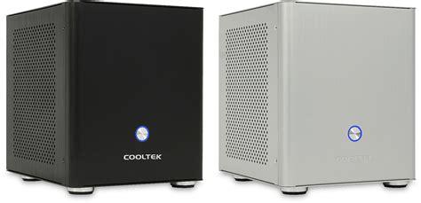 Coolcube Mini Aluminium Mini-itx Cases