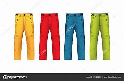 Trousers Winter Depositphotos