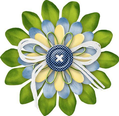 clip art scrapbook flowers flower stationary